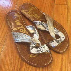 NWOT Sam Edelman sandals size 9